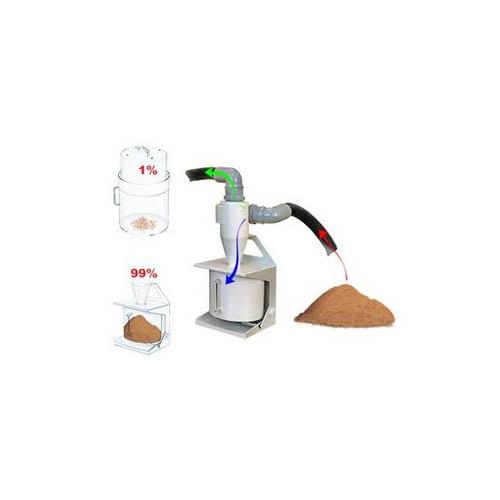 Циклонный фильтр для промышленного пылесоса