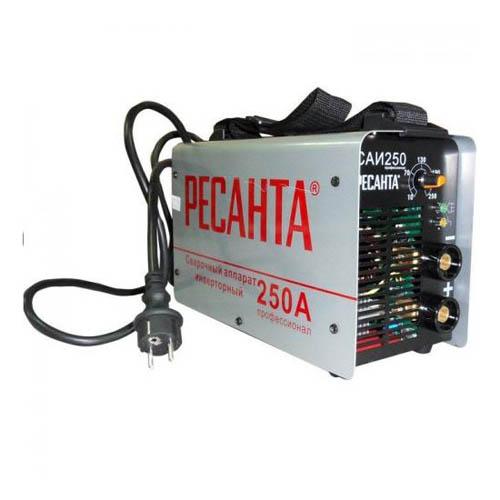 Сварочный аппарат Ресанта САИ-250 Проф