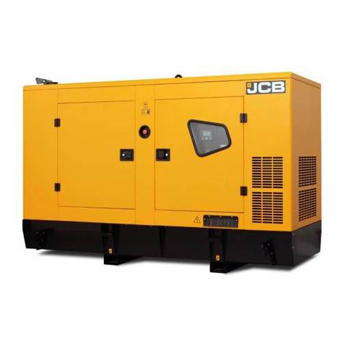 Дизельная электростанция G65QS JCB (50кВт, 380В)