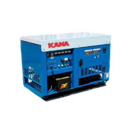 Электростанция дизельная ДЭС KAMA KDE15EN, (12,5 кВт)